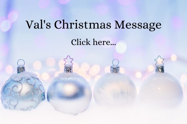 Val Assist Christmas Message